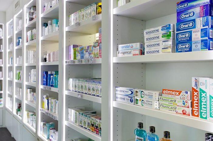 lokal za apoteku - police