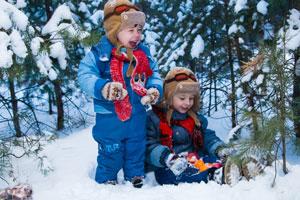 Zima, zima pa neka je, ne boji se ko je zdrav!