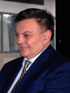 "Prof. dr Milovan Bojić direktor Instituta za kardiovaskularne bolesti ""Dedinje"""