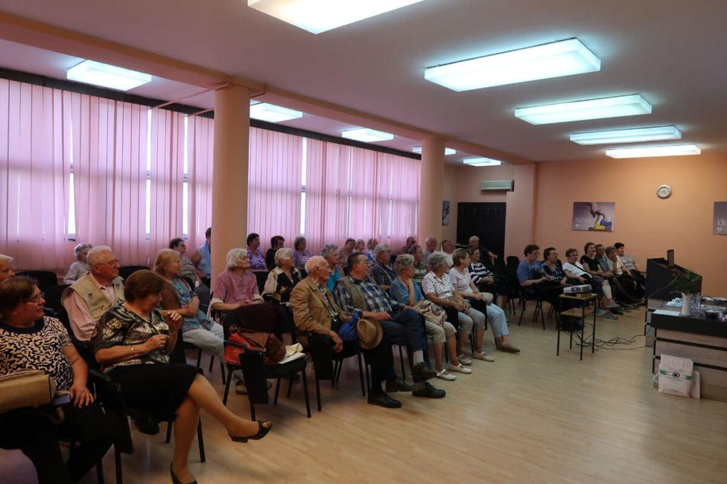 Predavanja i očni pregledi za članove Udruženja dijabetičara