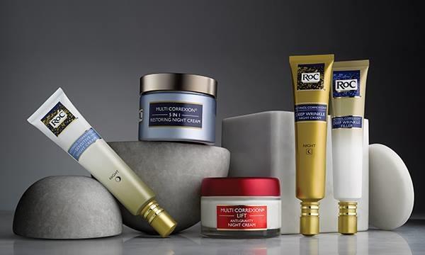 ROC kozmetika  – ne oslanja se na reklamu već na rezultate