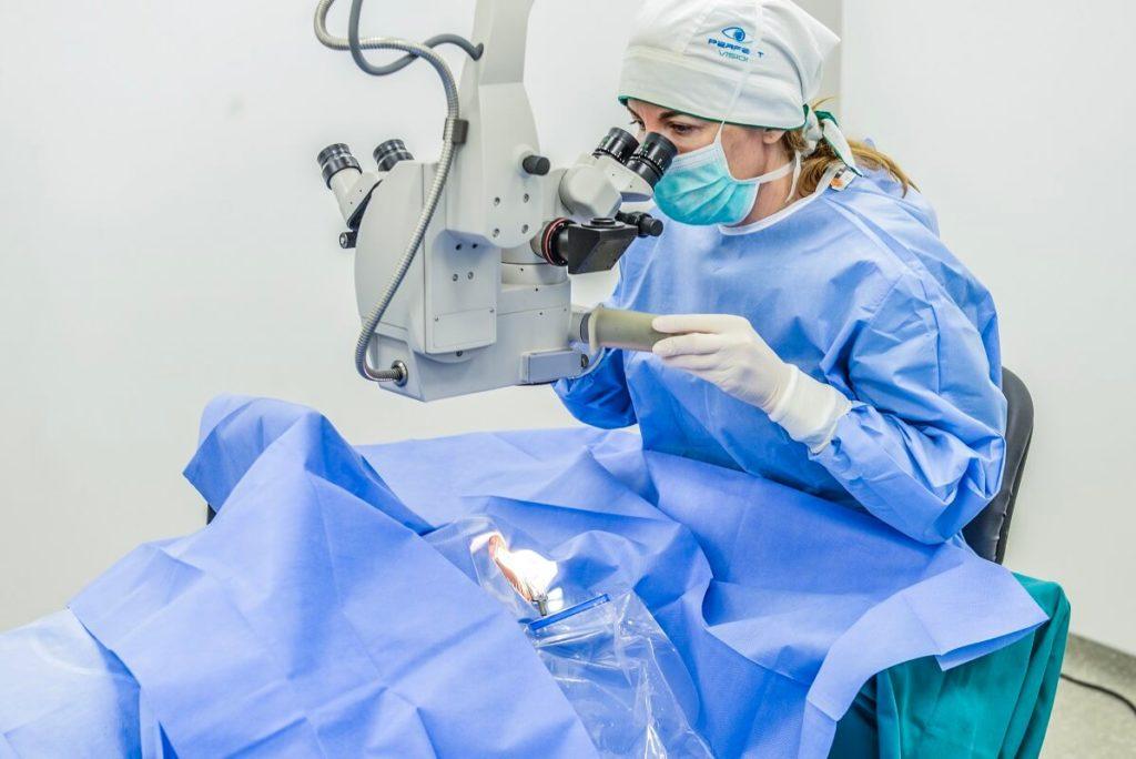 Velika letnja akcija: 15% popusta na operaciju katarakte