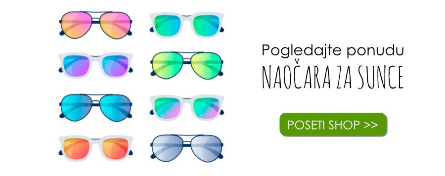 Kako odabrati naočare za Sunce?