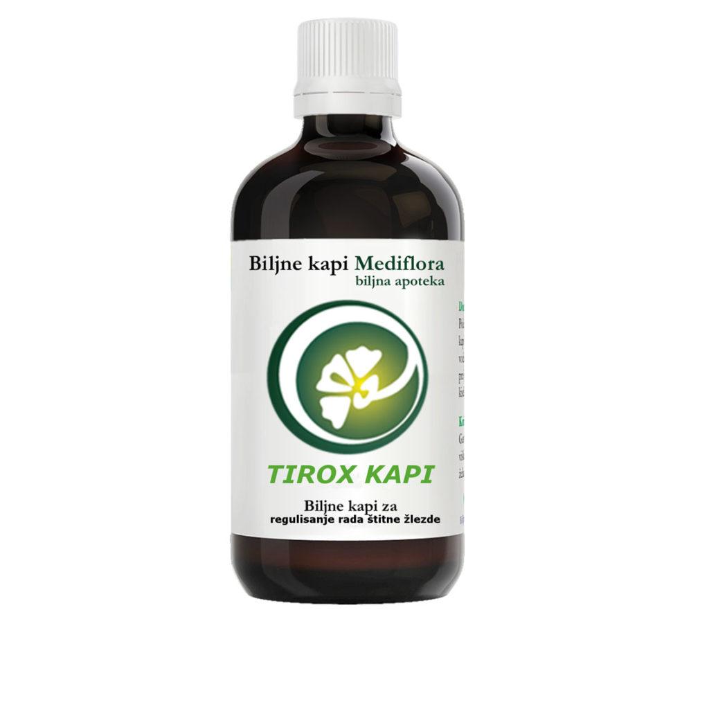 Crni slez – prirodni lek za štitnu žlezdu