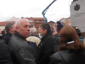Представници ОБВ присуствовали свечаности поводом присаједињења Војводине Србији