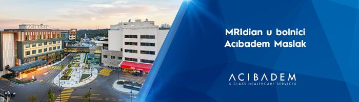 MR Linac za precizna usmjeravanja na tumor dostupan u  bolnici Acıbadem Maslak u Turskoj