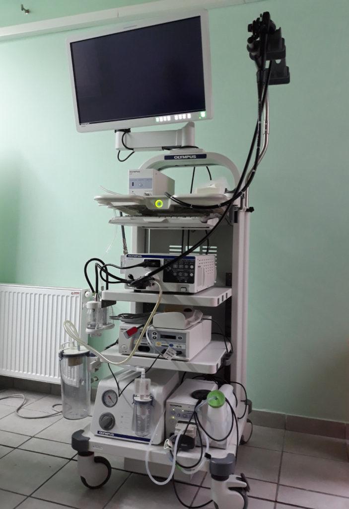 Нови систем за видео гастроскопију и видео колоноскопију са електрохируршком јединицом