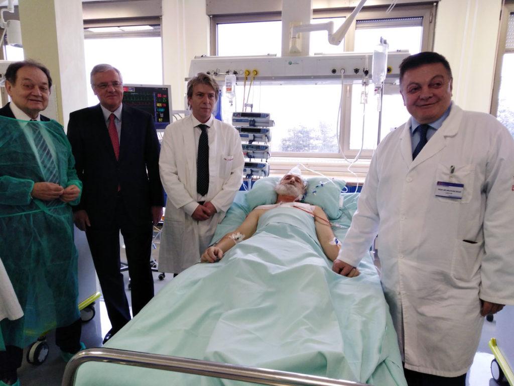 """Nova kardiohirurška procedura  u Institutu """"Dedinje"""": Ulaznica za duži  život"""