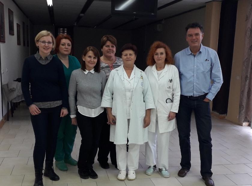 Одржан курс Ултразвучне дијагностике у ОБ Сомбор