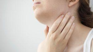 Воспаление на грлото