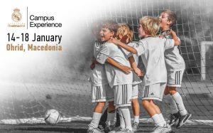 Ви го најавуваме вториот камп на Real Madrid Foundacion Campus Experience во соработка со Неуромедика
