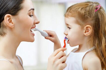 Oralna higijena kod dece – Navika koju stvaraju roditelji
