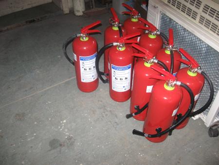 Ispunjavanje standarda protivpožarne zaštite