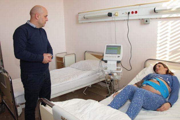 Novi CTG uređaj vinkovačkoj bolnici