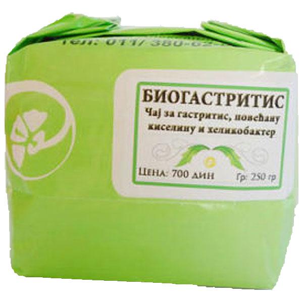 Gastritis lečenje biljem