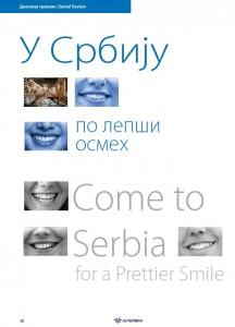 Dentalni turizam u Srbiji
