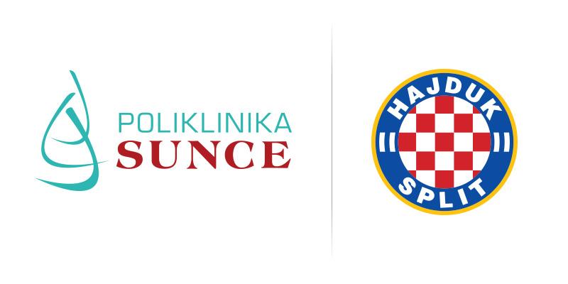 Nogometaši Hajduka brigu o zdravlju povjerili Poliklinici Sunce
