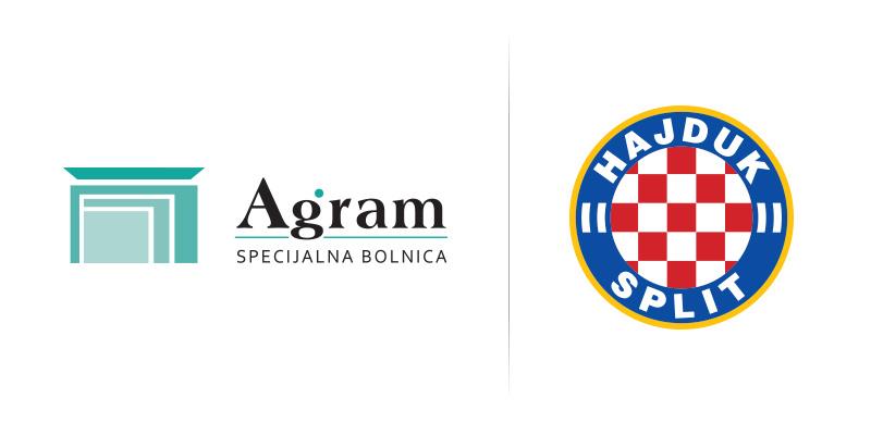 Nogometaši Hajduka brigu o zdravlju povjerili Specijalnoj bolnici AGRAM