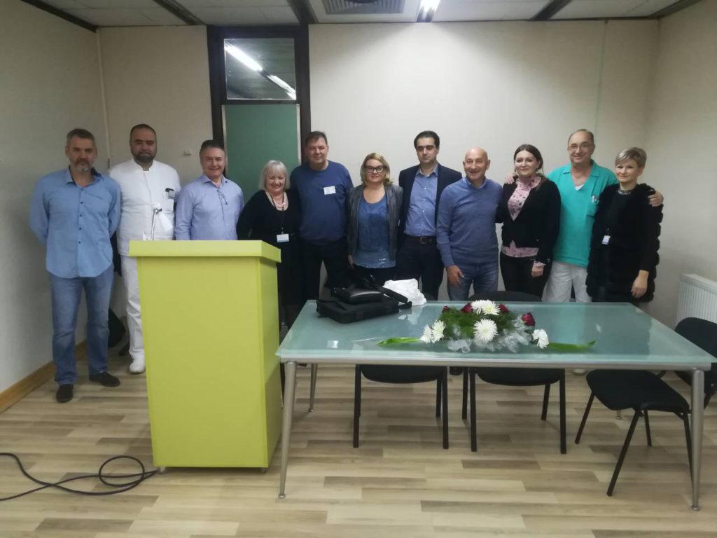 Процес реакредитације Опште болнице Сомбор