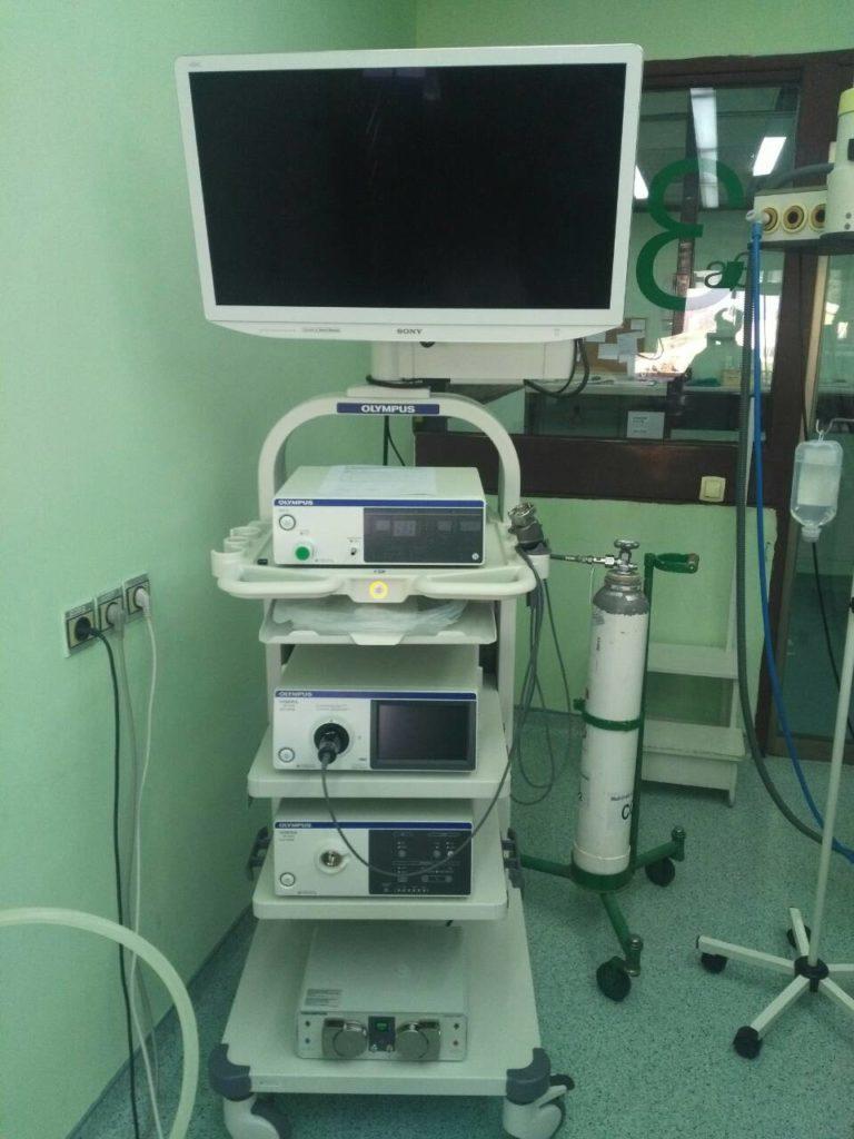 Прве операције на новом лапароскопском стубу
