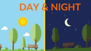 Дневен и ноќен биоритам