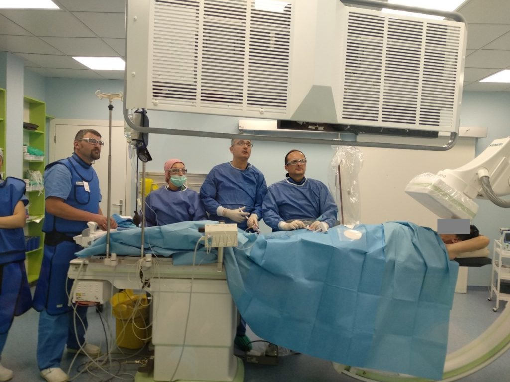 Прва перкутана интервенција код стеми инфаркта