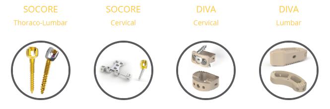 Prezentacija implantata i instrumenata za spinalnu hirurgiju