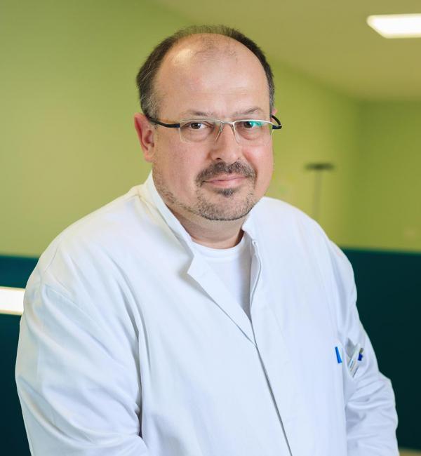 Lečenje maligniteta novim metodama sa kolegama iz Hrvatske