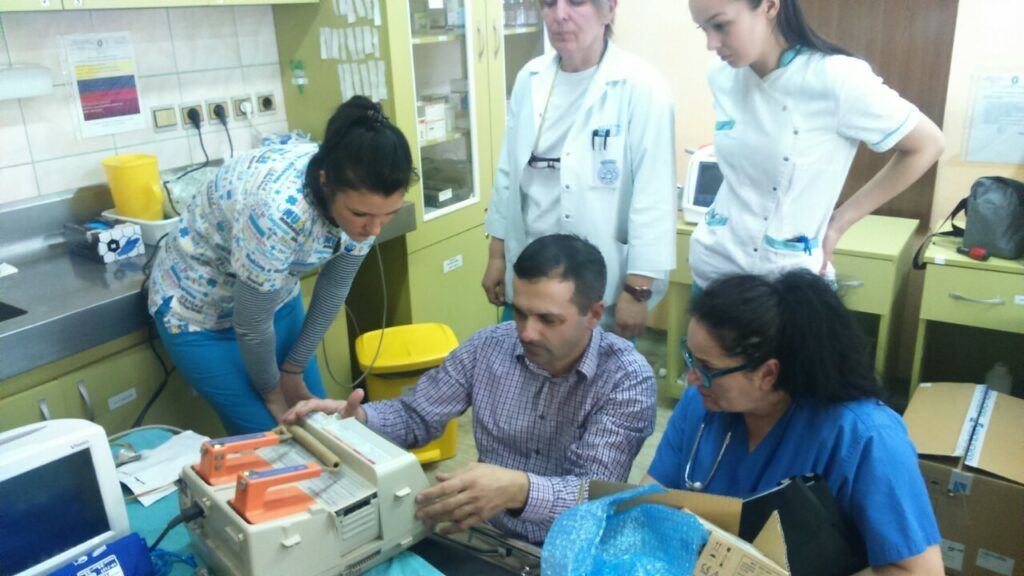 Нова опрема за Одељење за пријем, тријажу и збрињавање ургентних стања