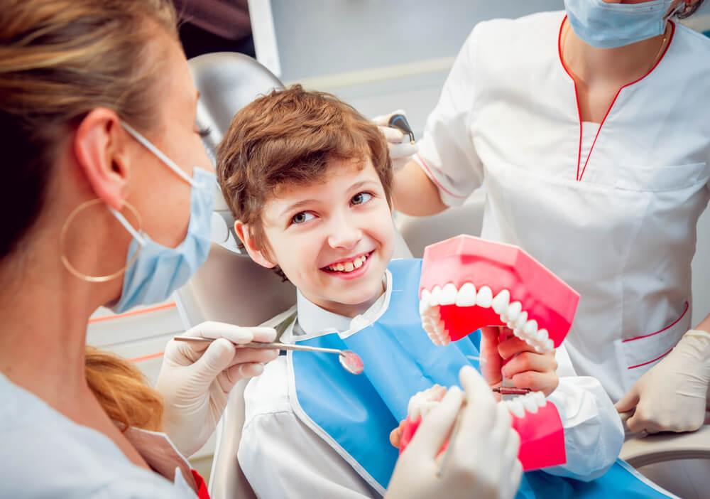 Saveti za negu zuba dece školskog uzrasta
