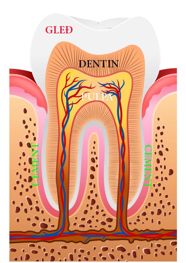 Erozija zuba