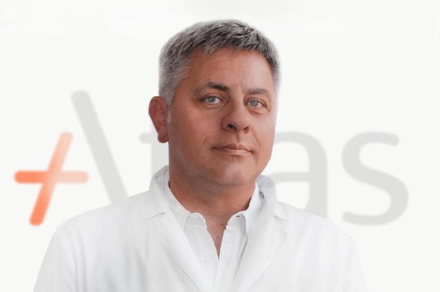 Nakon 8 godina rada u Nemačkoj dr Milovanović u Atlas bolnici