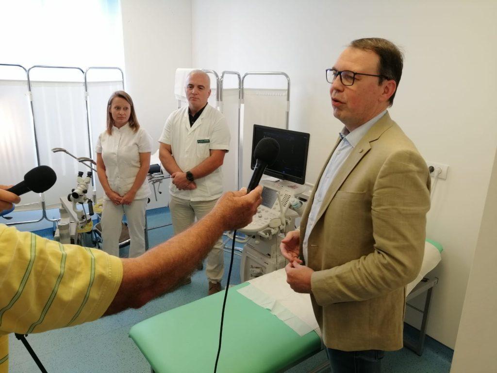 Stigao najsavremeniji ultrazvučni aparat u Dom zdravlja Kula