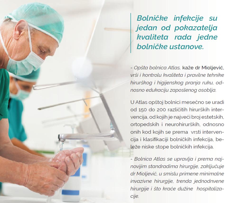 Epidemiološki nadzor nad bolničkim infekcijama