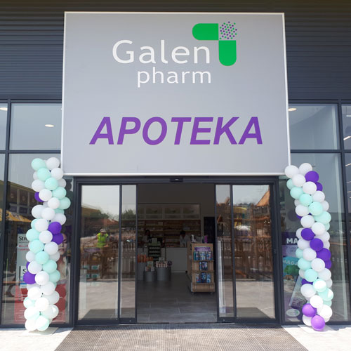 Stop Shop Sremska Mitrovica