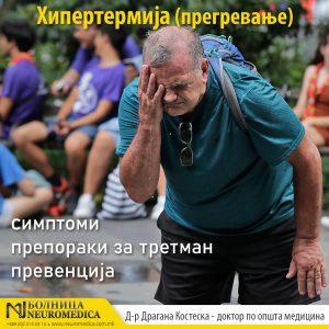 Хипертермија (прегревање)