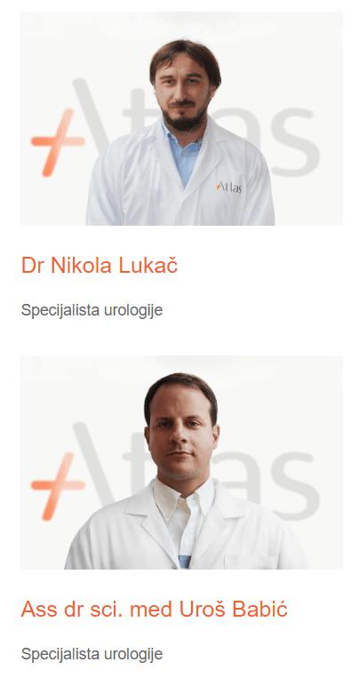 Transuretralna resekcija prostate (TURP) za 130.000 dinara